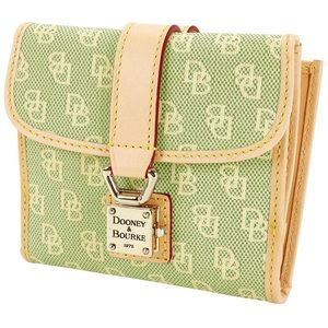 DOONEY & BOURKE Wallet (Brown / Light Tan)